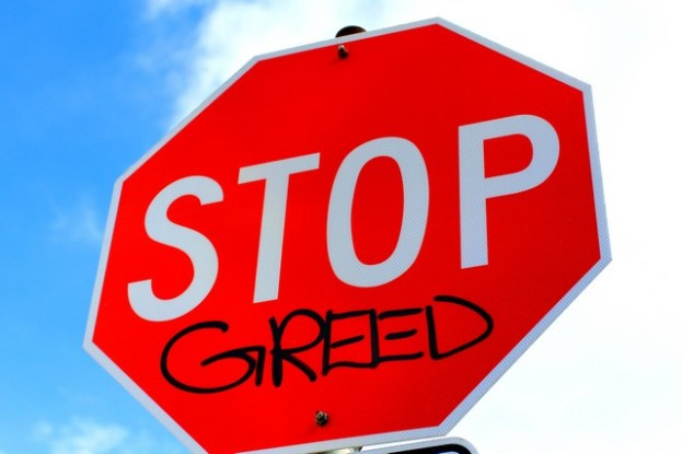 stop-greed
