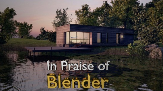 In praise of Blender Render